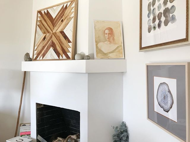 Seeing how my clients LIVE in their home once a project is over is even better then perfectly styled project photos ✨ #outersunsetproject #mydecorotation
