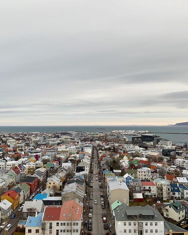 I adore you Reykjavík ❤️