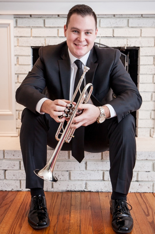 Peyden Shelton - Dr. J. Peyden Shelton has emerged as an accomplished performer, teacher, and clinician throughout the United States. In 2014, he was the winner of the National Trumpet Competition's Graduate Soloist Division performing Joseph Turrin's Concerto for Trumpet and Orchestra. Since that time, he has performed recitals and solo performances at universities and new music venues across the country. As an ensemble and chamber musician, Dr. Shelton has performed with numerous ensembles including the Rochester Philharmonic, the New World Symphony, the U.S. Army Field Band, and the Eastman Wind Ensemble. He currently serves as the principal trumpet of Baltimore's premier new music ensemble, Symphony Number One. As an educator, Dr. Shelton currently serves as the Assistant Professor of Trumpet and the University of Utah's School of Music. Dr. Shelton has also served on the faculties at the University of Rochester and Cornell University. He is a frequent guest at festivals and clinics throughout the United States providing a unique and effective approach to fundamental brass development. In addition, Dr. Shelton is a strong supporter of new music, especially that which reflects a contemporary compositional voice for trumpet and piano.peydenshelton.com