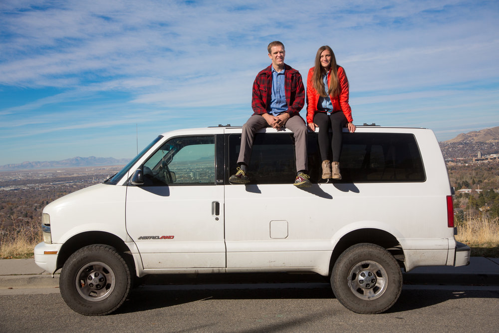 - Welcome to The Mobile Hot Spot.  We are Kevin and Jerrica Deiber and we are spending a year traveling in our 1998 Chevy Astro Van and mobile sauna. We are just a couple of dummies who don't really know what we're doing, but we wanted make a dream a reality. We want to share our stories, our ideas, and our adventures with you.