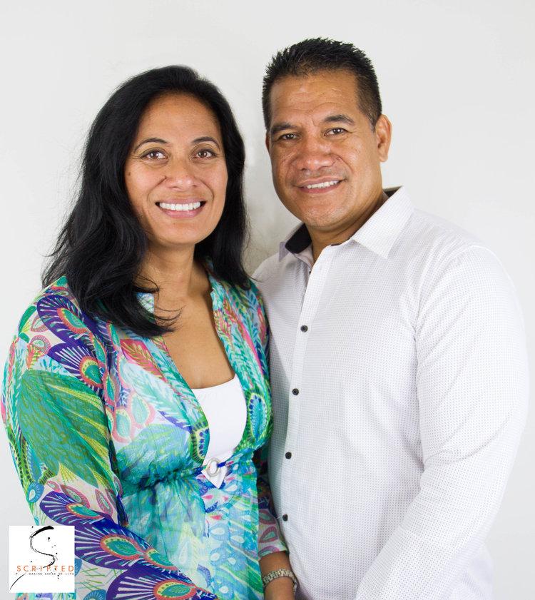 David & Tina Vaka - Visionaries of Breakthrough NationBusiness Owners of