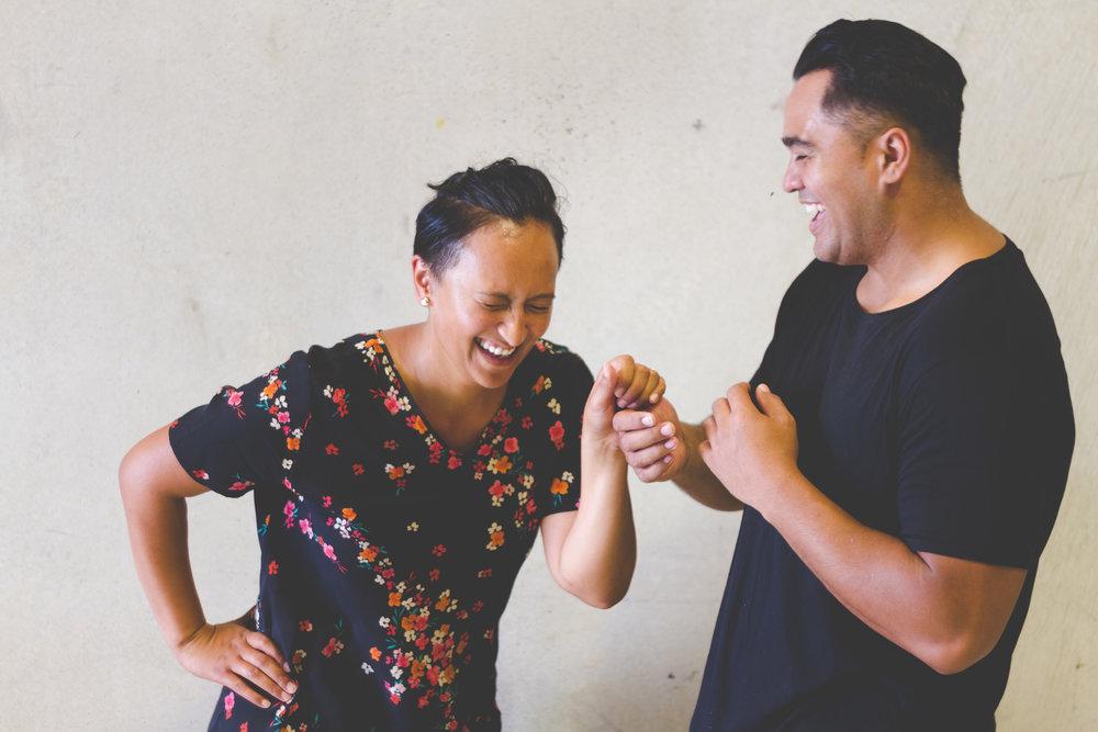 Connect Team Leaders - Puhi & Terina