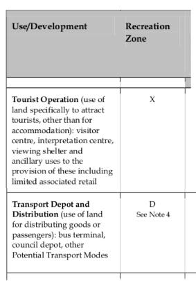 Wellington Park Management Plan, page 132