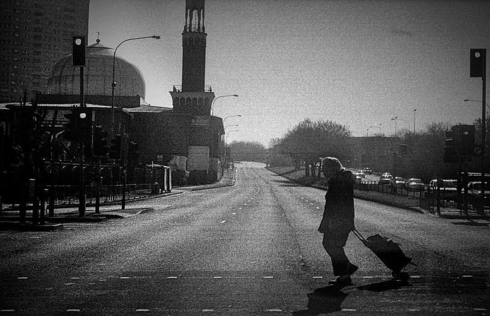 Shot to #ExpiredFilm on my 1938 #Leica.