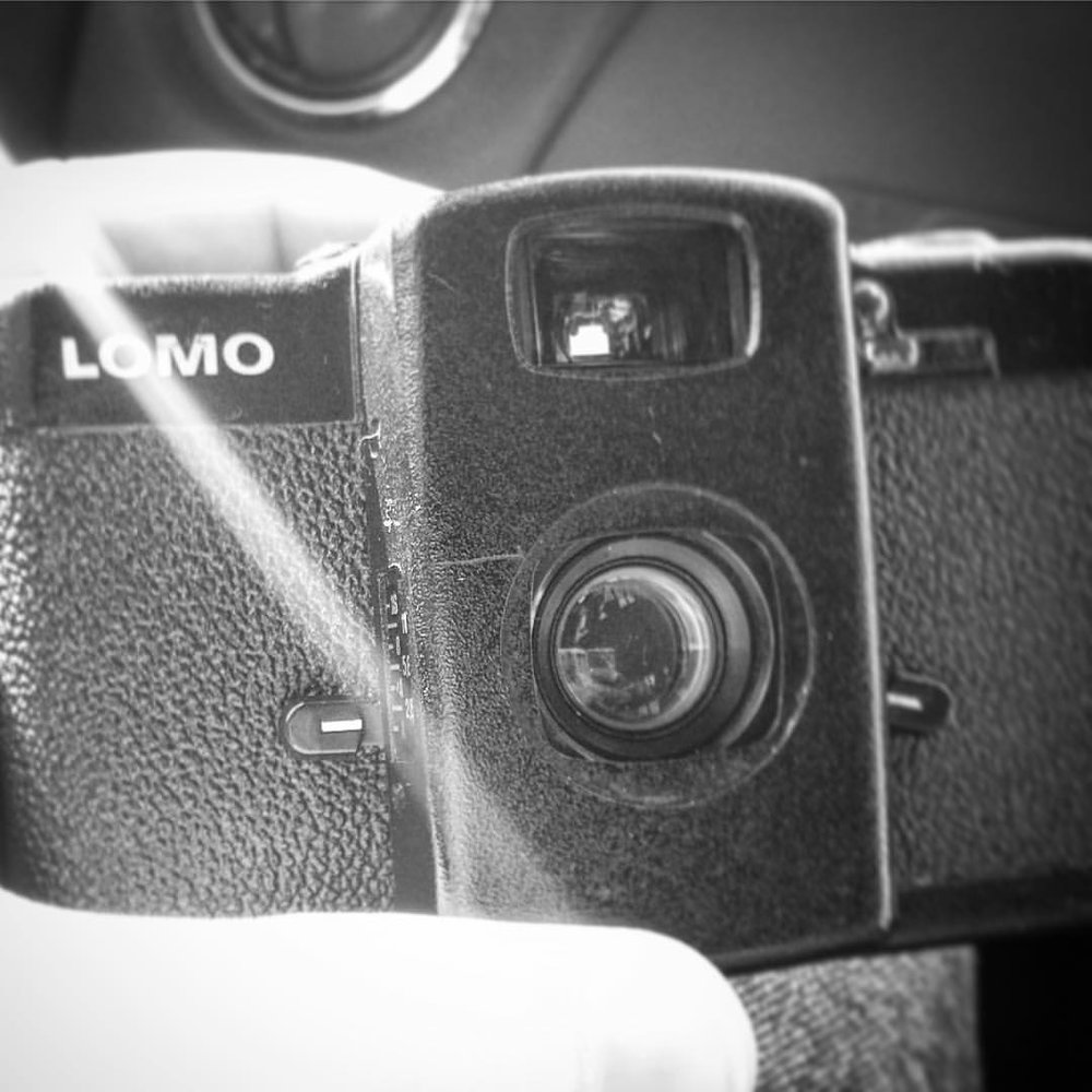 Having tonnes of fun with this amazing compact. #lomo #lomography #film
