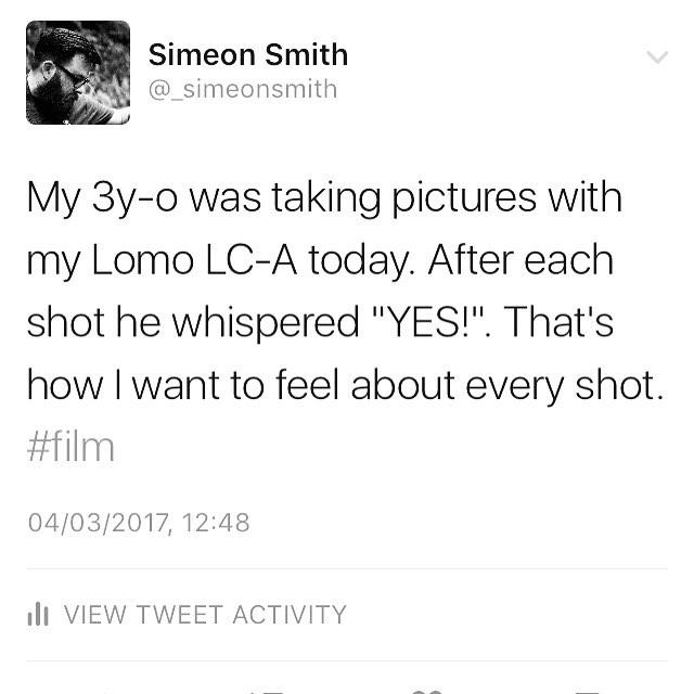 Follow me on #Twitter @_simeonsmith.