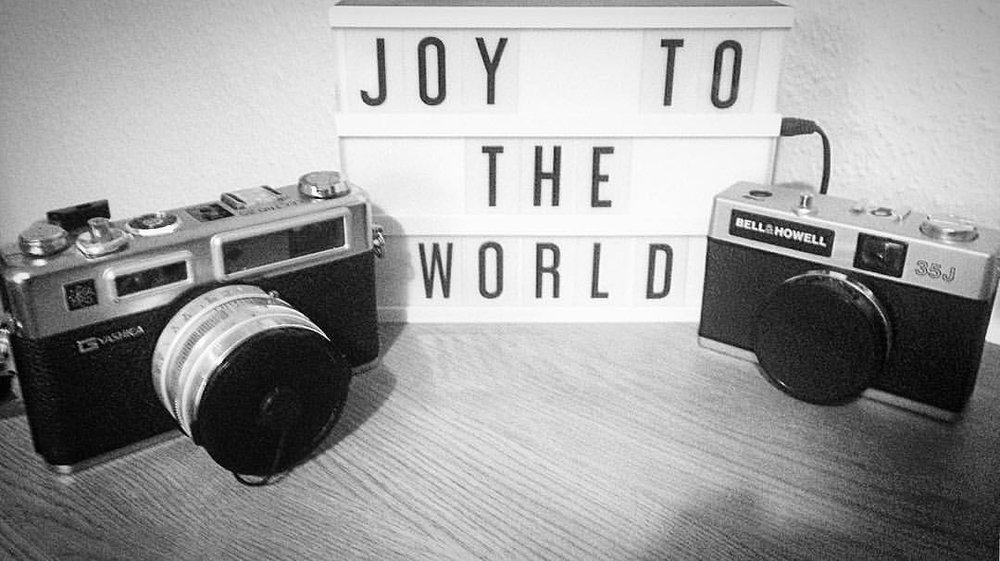 Merry  Christmas! (Featuring presents from my @emulsivefilm secret santa)