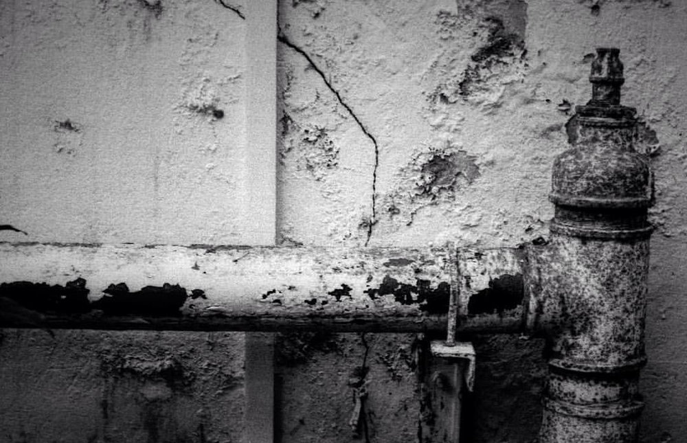 Decay. Shot to #film on my 1938 #leica.