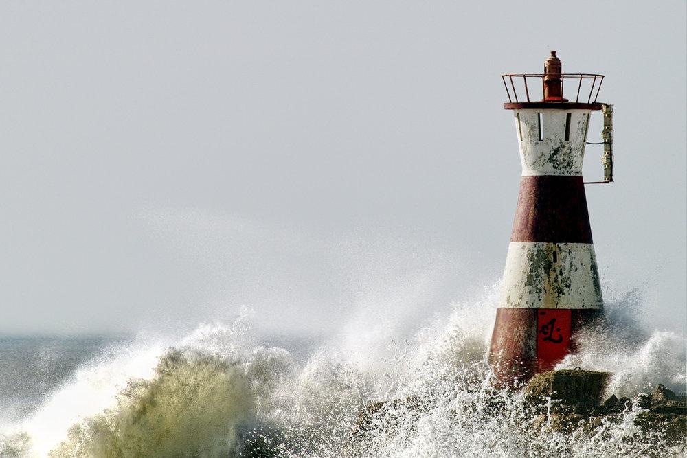 Figueira da Foz Lighthouse (#1)