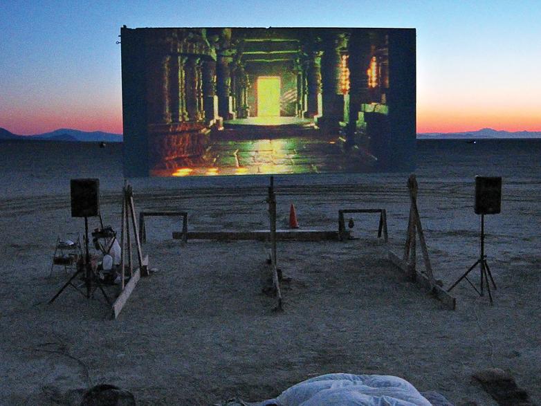 Screening Gambling Gods and LSD