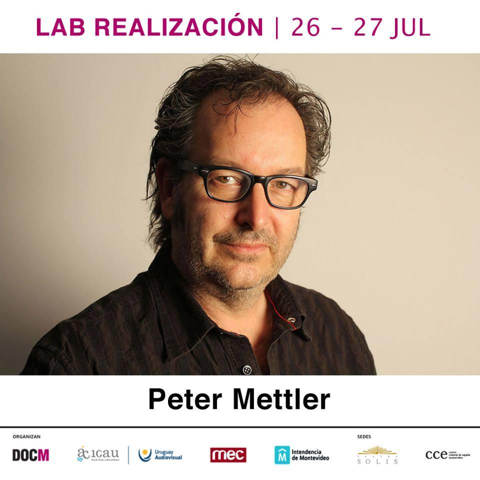 Peter Mettler in DocMontevideo