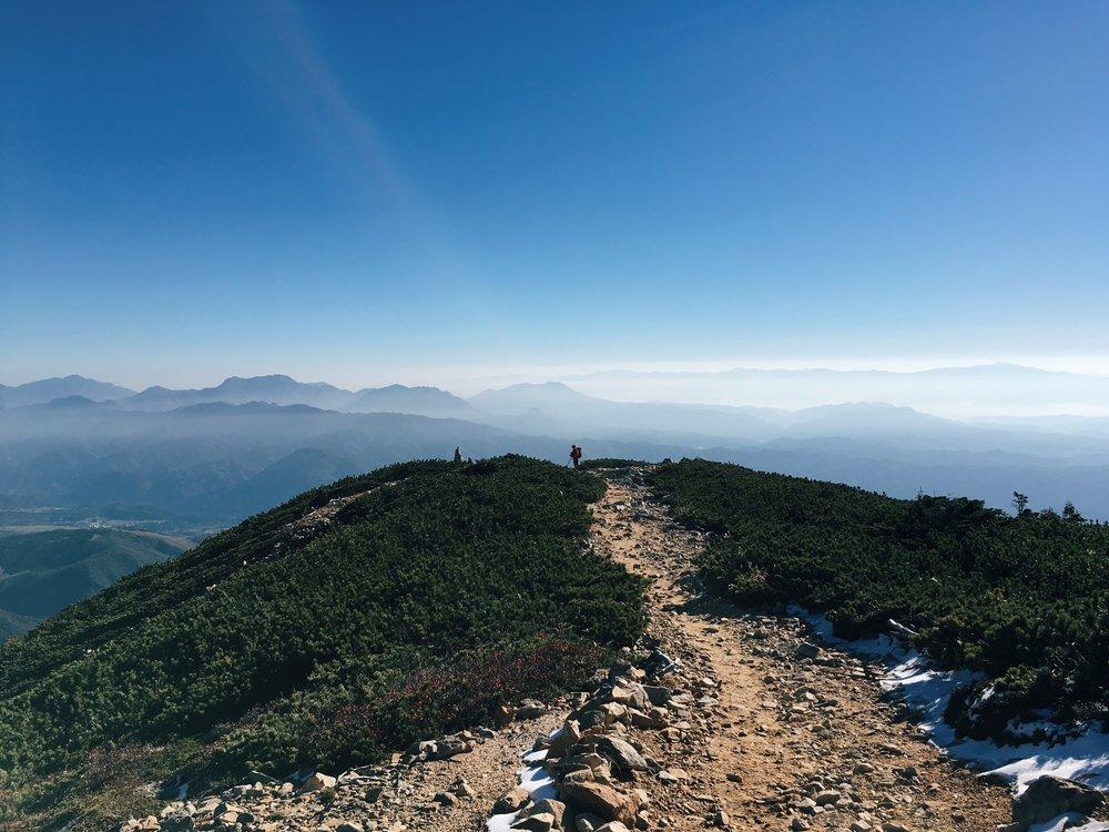Mt.Karamatsu - 2016.10.14-15