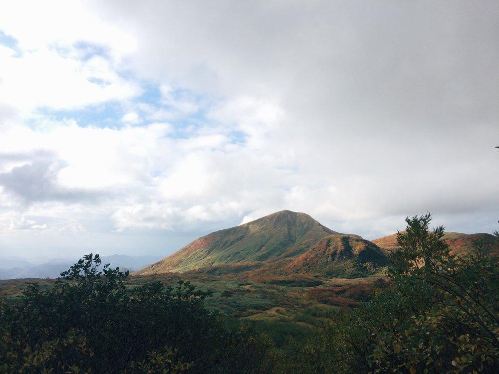 Mt.Yakeishi - 2015.10.18-19