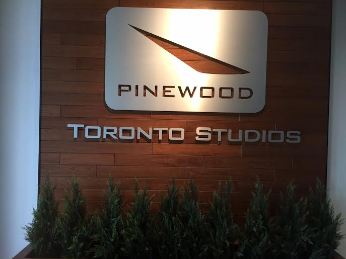 PINEWOOD: Deler av «Downsizing» spilles inn i Pinewood Toronto Studios.
