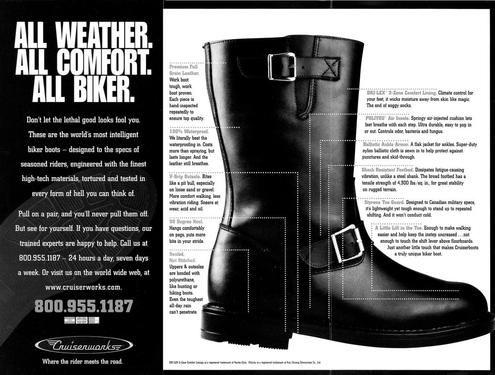 Cruiserboots Brochure