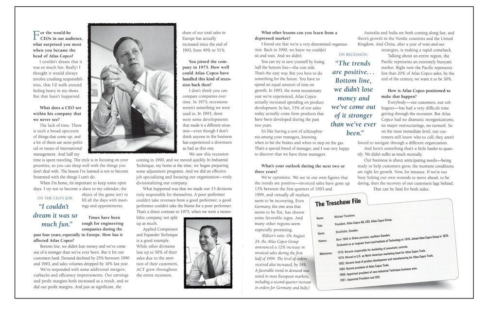 Atlas Copco Magazine