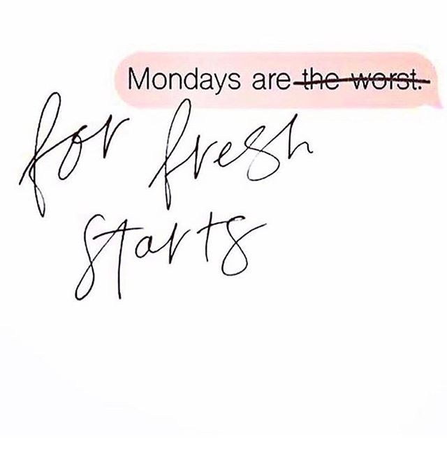 We couldn't agree more. Happy Monday! 🙌🏼