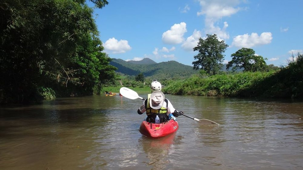 Chiang Mai - Kayaking - Chiang Dao Jungle River
