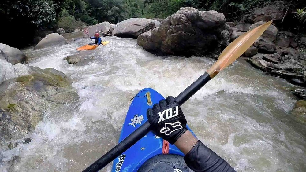 Chiang Mai - Kayaking - Mae Wang River Rock Hopper