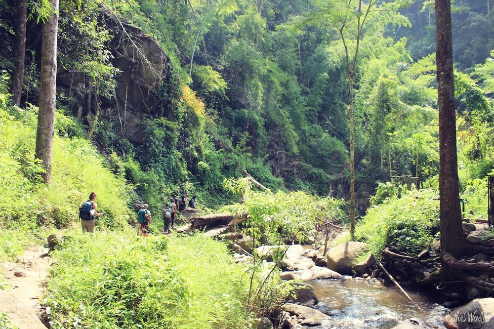 Chiang Mai - Off the beaten track - Two days
