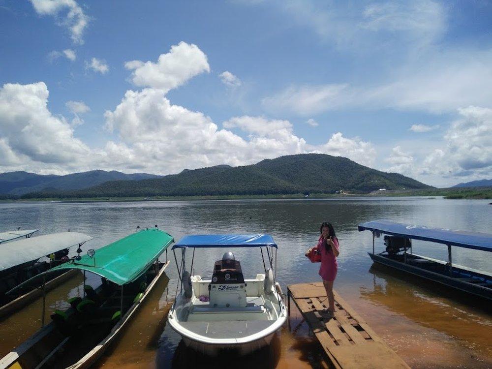 Thailand Chiang Mai top 10 things to do Mae Ngat Dam lake