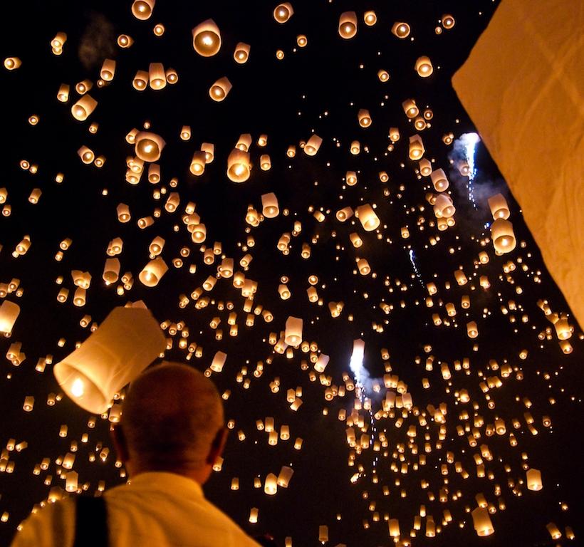 Lantern Festival Chiang Mai - PM Tours