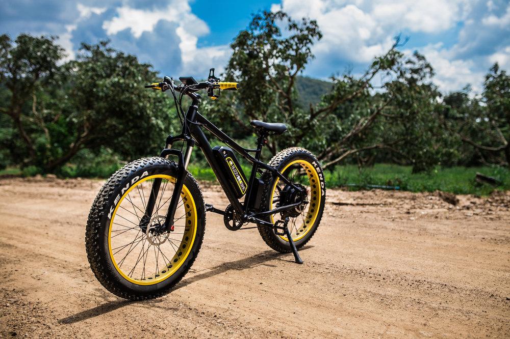 e-bike chiang mai