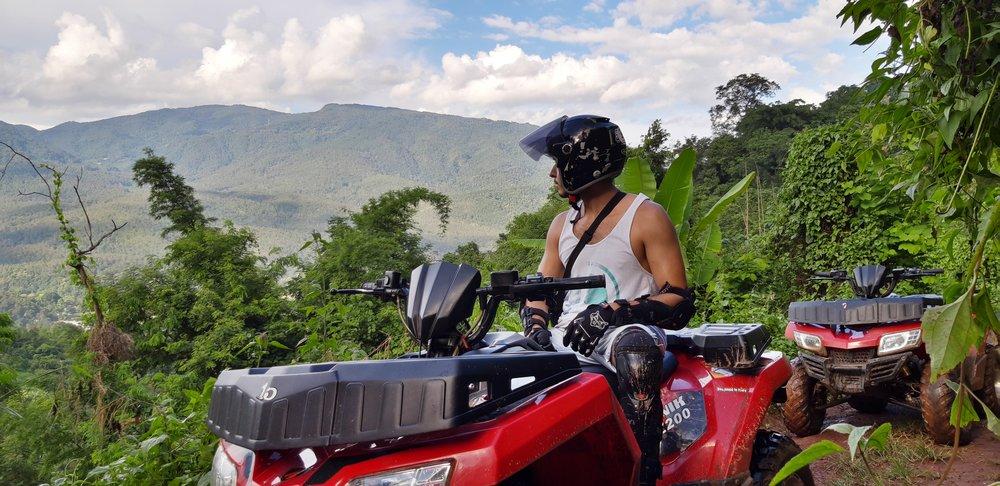 ATV Ban Pong Chiang Mai 70% Off Road