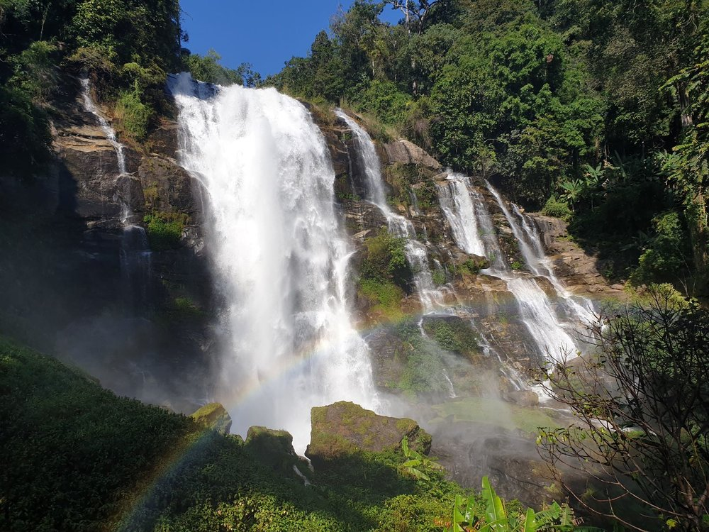 Doi Inthanon National Park Wachirathan Waterfall.jpg
