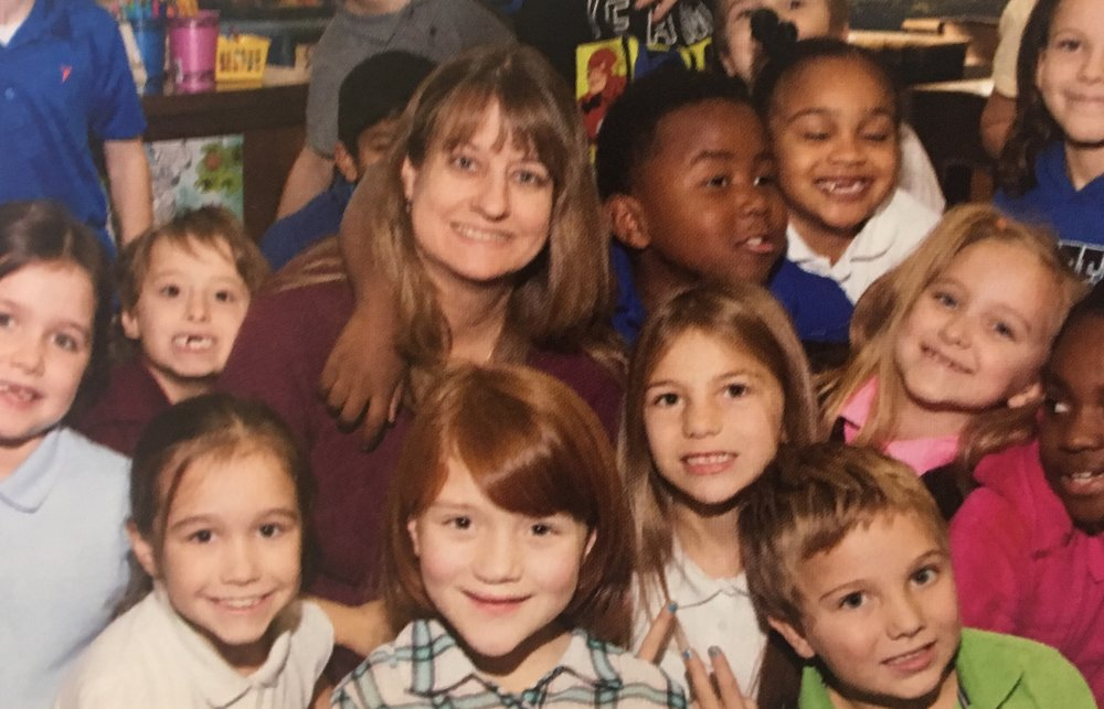Larysa Transit 1st/2nd Grade    ltransit@stpeterslutheranchurch.net    My name is Larysa Transit and I teach first and second grade at St. Peter's Lutheran School. I am very blessed to teach at St. Peter's and share God's love with the children and their families. I have been teaching for over 20 years and I love every minute of it!  In first and second grade the subject areas that I teach are: Jesus time, reading, phonics, writing skills, spelling, handwriting (cursive in second grade), math, science, and social studies. The students also have special classes which include: technology, music, physical education, Spanish and art.  We begin each day with prayers and a devotion, it is my favorite time of the day. The children pray for each other and their families, and we take time to thank God for our many blessings.