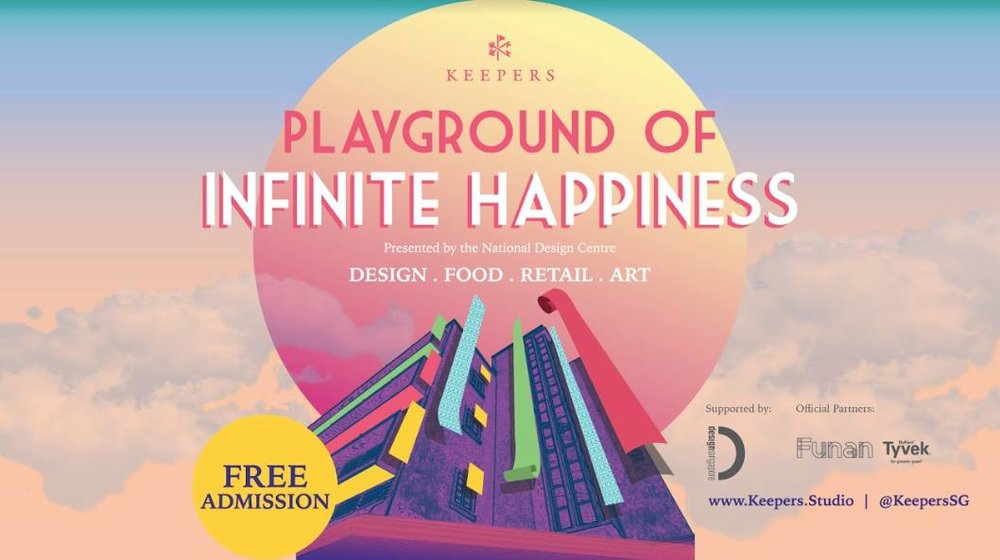 playground of infinate happiness, Nicola Anthony, National design centre art exhibition.jpg