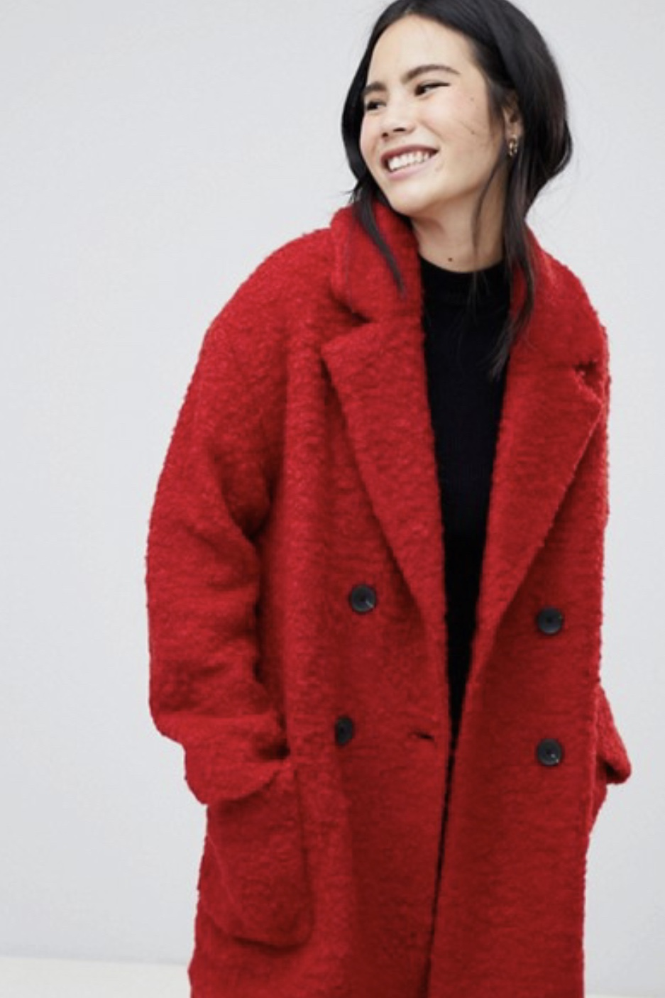 ^ Red is going to be very big next A/W19.