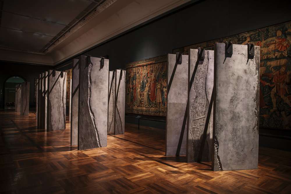 The Ogham Wall, Tapestry Room V&A - g.jpg