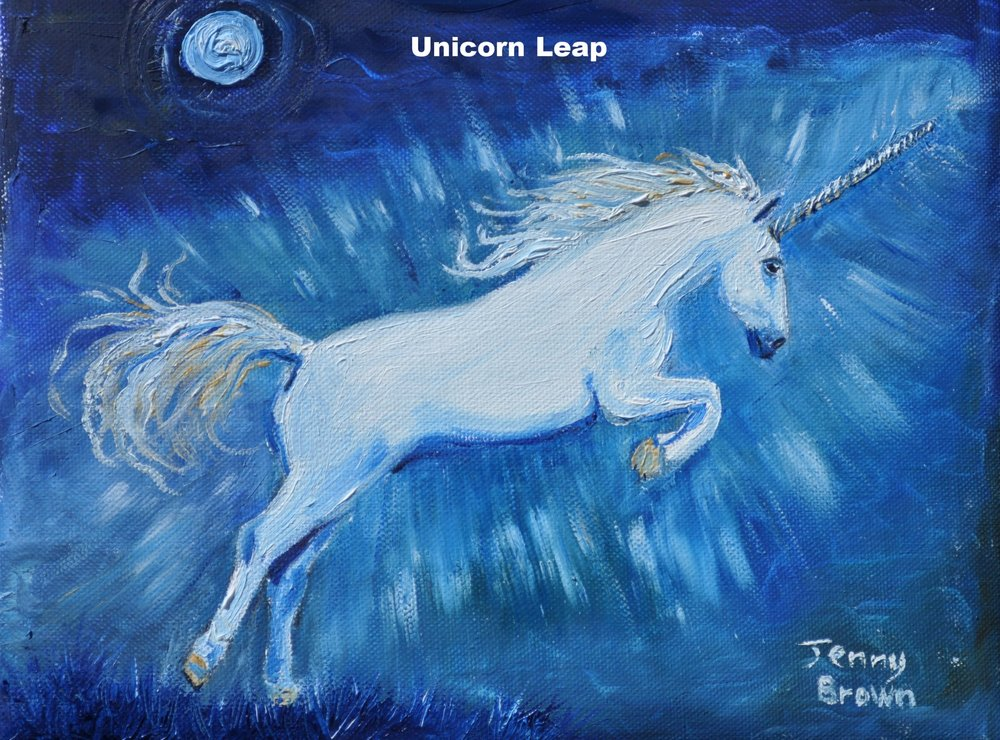 Unicorn Leap
