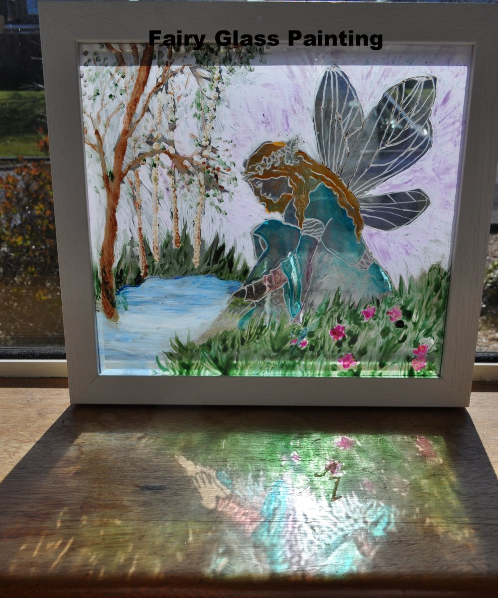 Fairy Glass painting.JPG