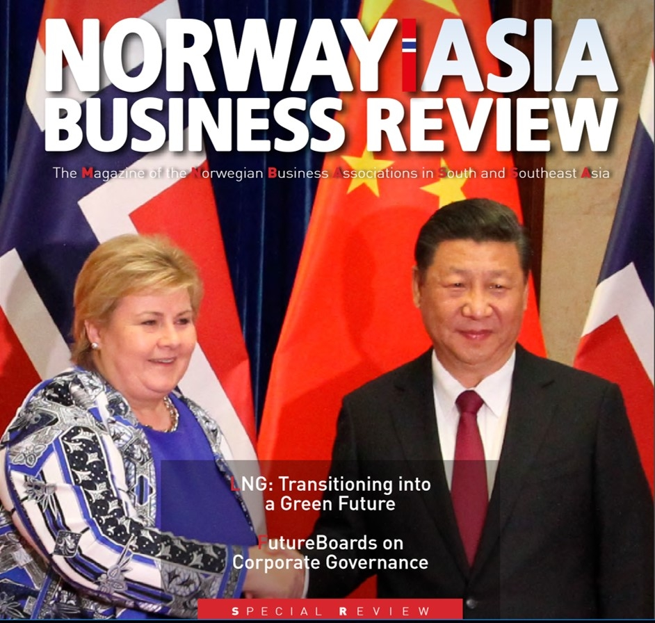 Norway Asia Business Review 2 2017