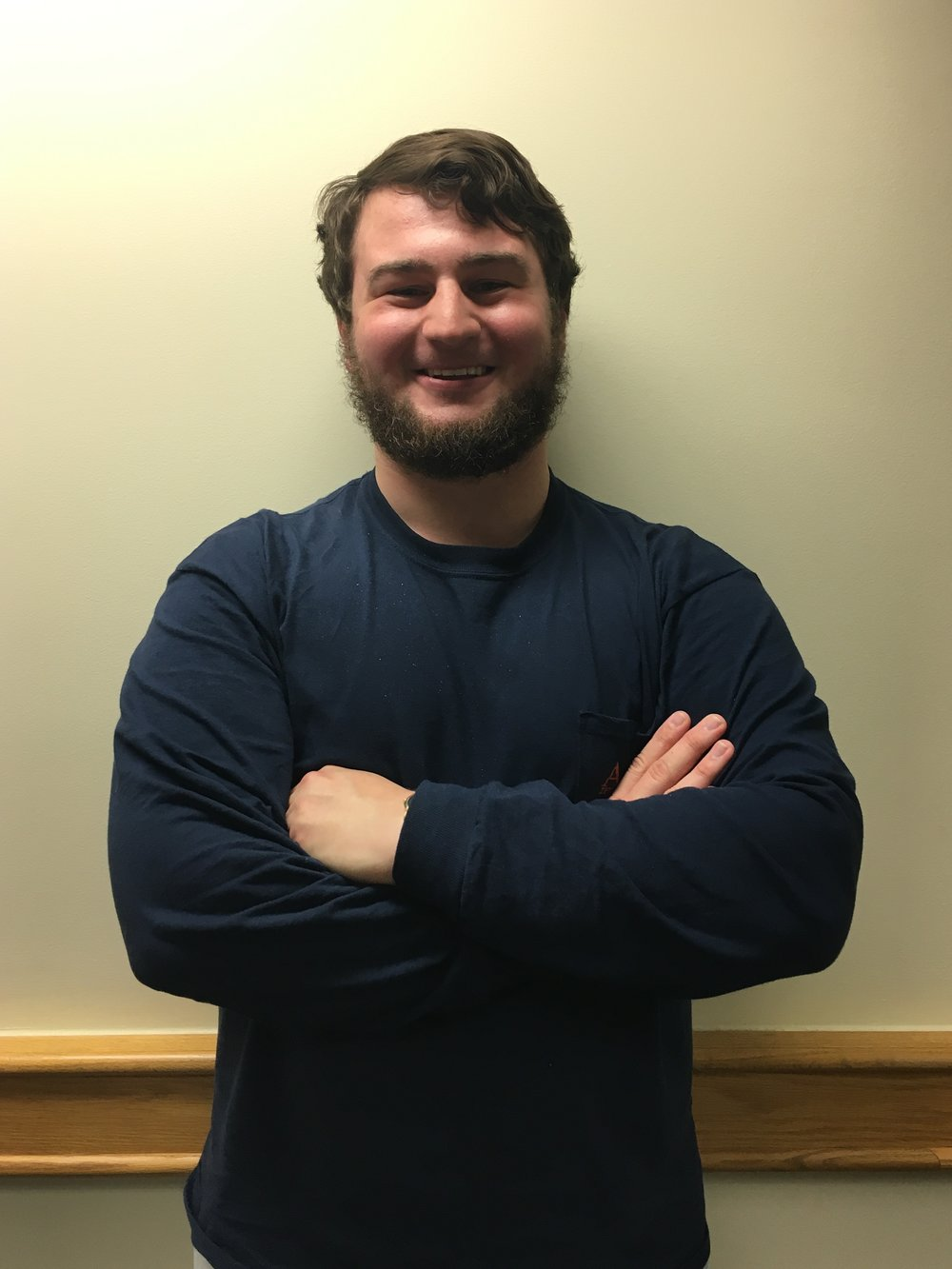 Name: Aaron Ian Rubenstein   Hometown:  Staten Island, NY   Fraternal Class:  Epsilon   Major: Human Physiology, Pre-med