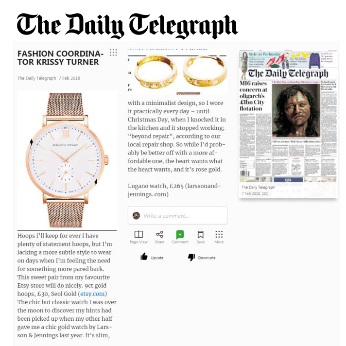 The Daily Telegraph - February 2018