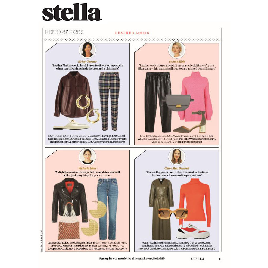 Stella magazine - January 2019