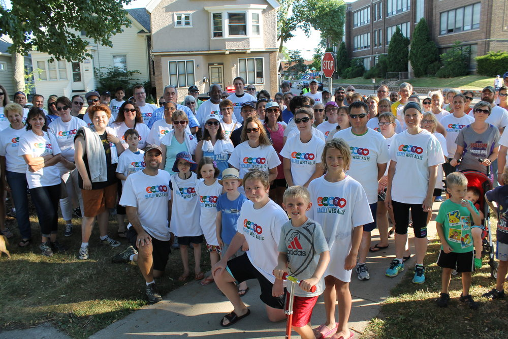 The annual Mayor's Challenge encourages citizens to engage in 30 minutes of physical activity for 30 days and includes a community walk with Mayor Dan Devine.