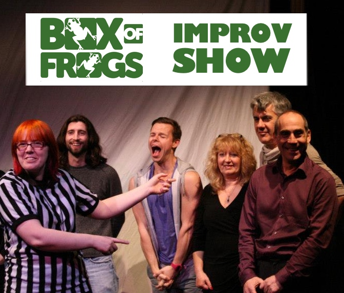 Box of frogs improv show.jpg