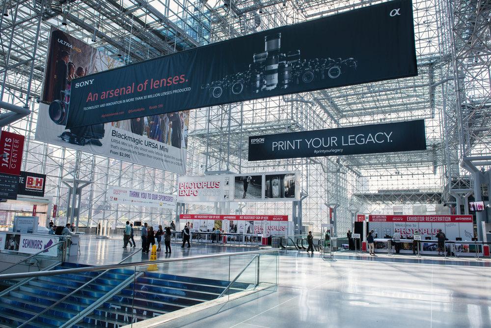 PhotoPlus Expo - New York 2016 obrazem - 11