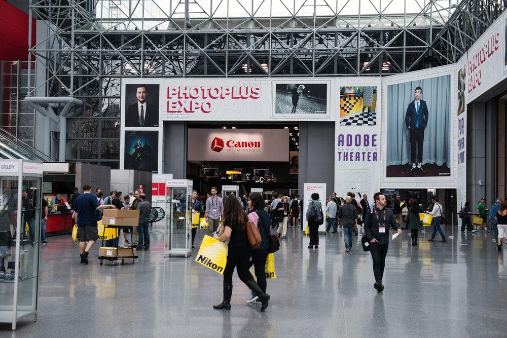 PhotoPlus Expo - New York 2016 obrazem - 14