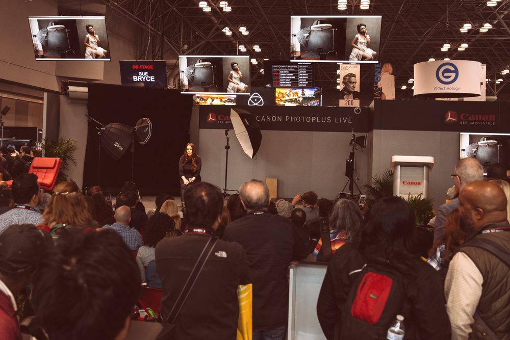 PhotoPlus Expo - New York 2016 obrazem - 15