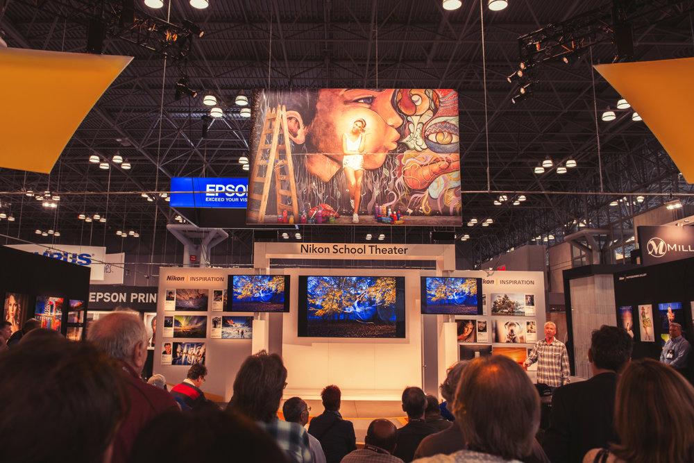 PhotoPlus Expo - New York 2016 obrazem - 16