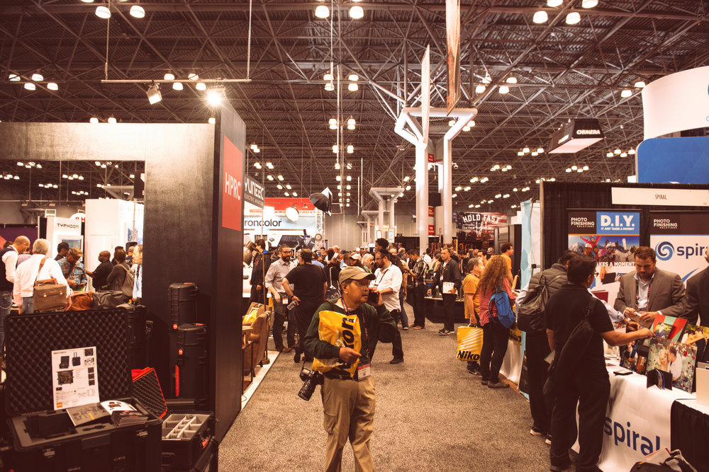 PhotoPlus Expo - New York 2016 obrazem - 19