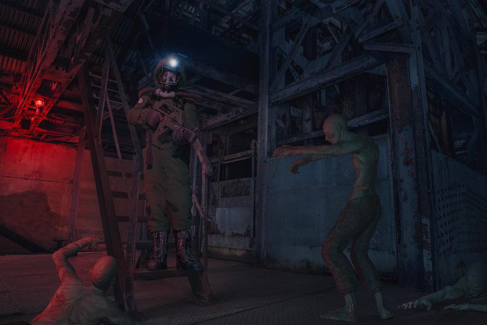 Dark Factory 2