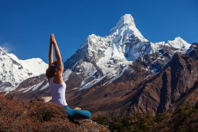 Driftwood Adventures: Yoga in the Himalayas