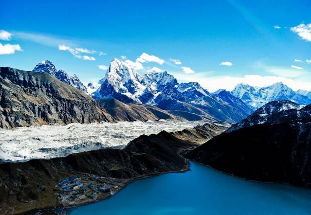 Village of Gokyo