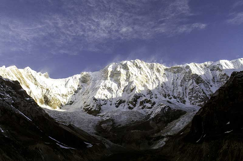 Annapurna South Base Camp